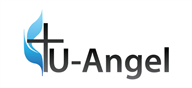 Logoinn created this logo for U-Angel - who are in the Charity Logo Design  Sectors