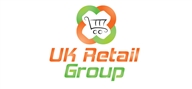 Logoinn created this logo for UK Retail Group - who are in the Wholesale Logo Design  Sectors