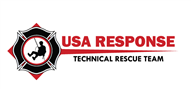 Logoinn created this logo for USA Response - who are in the Industrial Logo Design  Sectors