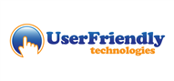 Logoinn created this logo for User Friendly Technologies - who are in the Networking Logo Design  Sectors