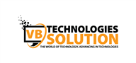 Logoinn created this logo for VB Technologies Solution - who are in the Software Logo Design  Sectors
