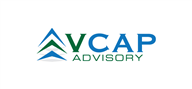 Logoinn created this logo for VCAP Advisory Pte. Ltd. - who are in the Finance Logo Design  Sectors