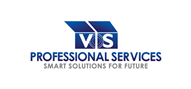 Logoinn created this logo for VS Professional Services Inc - who are in the Information Technology Logo Design  Sectors