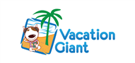 Logoinn created this logo for Vacation Giant, Inc. - who are in the Tourism Logo  Sectors