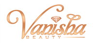 Logoinn created this logo for Vanisha Beauty - who are in the Spa Logo Design  Sectors