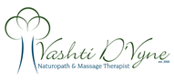 Logoinn created this logo for Vashti D'Vyne - who are in the HealthCare Logo Design  Sectors