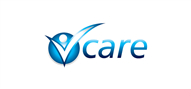 Logoinn created this logo for Vcare - who are in the Wellness Logo  Sectors