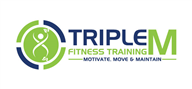 Logoinn created this logo for Veronica's Triple M Fitness Training - who are in the Fitness Logo Design  Sectors