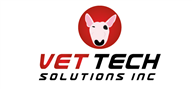 Logoinn created this logo for Vet Tech Solutions Inc - who are in the Pet Logo Design  Sectors