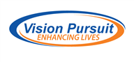 Logoinn created this logo for Vision Pursuit Pty Ltd - who are in the Events Logo Design  Sectors