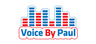 Logoinn created this logo for Voice by Paul - who are in the Entertainment Logo Design  Sectors