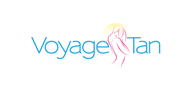 Logoinn created this logo for Voyage Tan - who are in the Salon Logo Design  Sectors