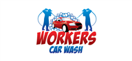 Logoinn created this logo for WORKERS CAR WASH - who are in the Automotive Logo Design  Sectors