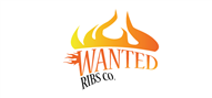Logoinn created this logo for Wanted Ribs Company - who are in the Restaurants Logo Design  Sectors