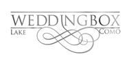 Logoinn created this logo for WeddingBox Lake Como - who are in the Events Logo Design  Sectors