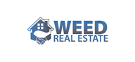 Logoinn created this logo for Weed Real Estat - who are in the Real Estate Logo Design  Sectors
