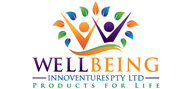 Logoinn created this logo for WellBeing Innoventures Pty Ltd - who are in the HealthCare Logo Design  Sectors