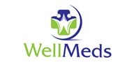 Logoinn created this logo for Wellmeds  - who are in the HealthCare Logo Design  Sectors