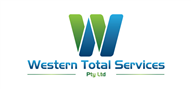Logoinn created this logo for Western Total Services Pty Ltd - who are in the Services Logo Design  Sectors