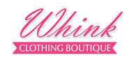 Logoinn created this logo for Whink Clothing Boutique - who are in the Apparel Logo Design  Sectors