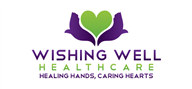 Logoinn created this logo for Wishing Well Healthcare - who are in the Wellness Logo  Sectors