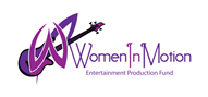 Logoinn created this logo for Women_In_Motion Entertainment Production Fund - who are in the Events Logo Design  Sectors