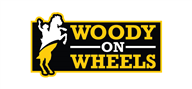 Logoinn created this logo for Woody On Wheels - who are in the Food Logo Design  Sectors