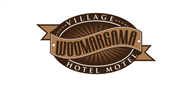 Logoinn created this logo for Woomargama Village Hotel Motel - who are in the Food Logo Design  Sectors