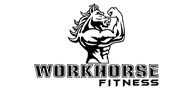 Logoinn created this logo for Workhorse Fitness - who are in the Fitness Logo Design  Sectors