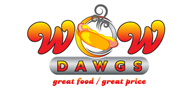 Logoinn created this logo for Wow Noshery - who are in the Restaurants Logo Design  Sectors