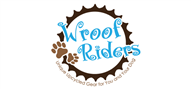 Logoinn created this logo for Wroof Riders - who are in the Veterinary Logo Design  Sectors