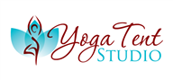 Logoinn created this logo for YogaTent Studio - who are in the Learning Logo  Sectors