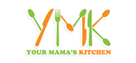 Logoinn created this logo for Your Mama's Kitchen - who are in the Cafes Logo Design  Sectors