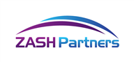 Logoinn created this logo for ZASH Partners - who are in the Accountancy Firm Logo Design  Sectors