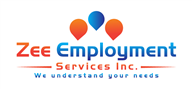 Logoinn created this logo for Zee Employment Services Inc. - who are in the Recruitment Logo Design  Sectors