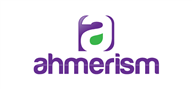 Logoinn created this logo for ahmerism.com - who are in the Information Technology Logo Design  Sectors