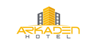 Logoinn created this logo for arkaden hoteL - who are in the Hotel Logo  Sectors