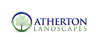 Logoinn created this logo for atherton landscapes - who are in the Landscape Logo Design  Sectors