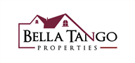 Logoinn created this logo for bella tango properties - who are in the Real Estate Logo Design  Sectors