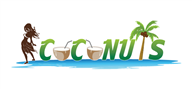 Logoinn created this logo for coconutz - who are in the Cafes Logo Design  Sectors