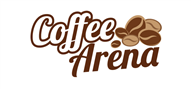 Logoinn created this logo for coffee arena - who are in the Food Logo Design  Sectors