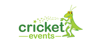 Logoinn created this logo for cricket events - who are in the Events Logo Design  Sectors