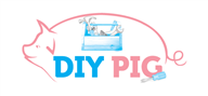 Logoinn created this logo for diypig - who are in the Tools Logo Design  Sectors