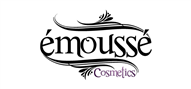 Logoinn created this logo for e'mousse' Cosmetics - who are in the Cosmetics Logo Design  Sectors