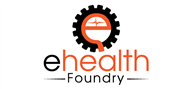 Logoinn created this logo for eHealthFoundry.com - who are in the HealthCare Logo Design  Sectors