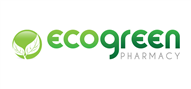 Logoinn created this logo for ecogreen pharmacy - who are in the HealthCare Logo Design  Sectors
