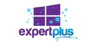 Logoinn created this logo for expert plus cleaning services llc - who are in the Cleaning Services Logo Design  Sectors