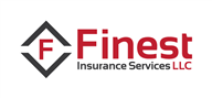 Logoinn created this logo for finest insurance services llc - who are in the Insurance Logo Design  Sectors