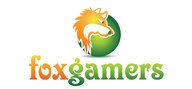 Logoinn created this logo for foxgamers - who are in the Games Logo Design  Sectors