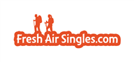 Logoinn created this logo for freshairsingles.com - who are in the Sports Logo Design  Sectors